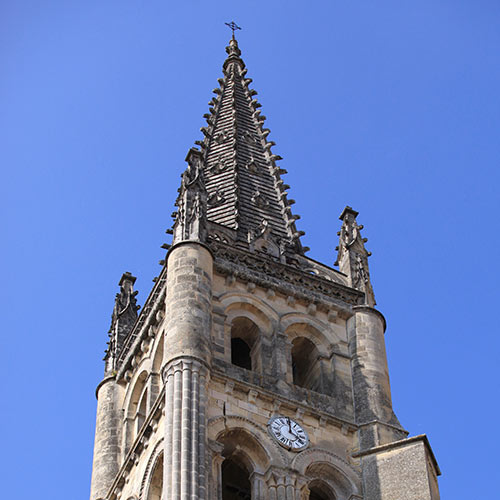 Architecture answer: SPIRE