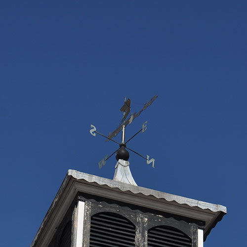Architecture answer: WEATHER VANE