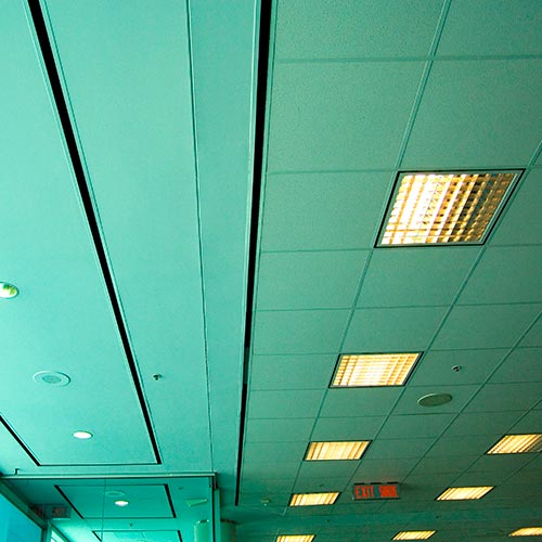 Architecture answer: CEILING