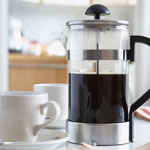 Around the House answer: CAFETIERE