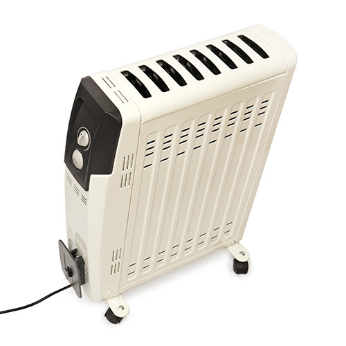Around the House answer: ELECTRIC HEATER