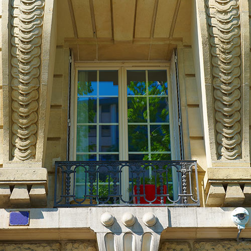 Around the House answer: FRENCH WINDOWS