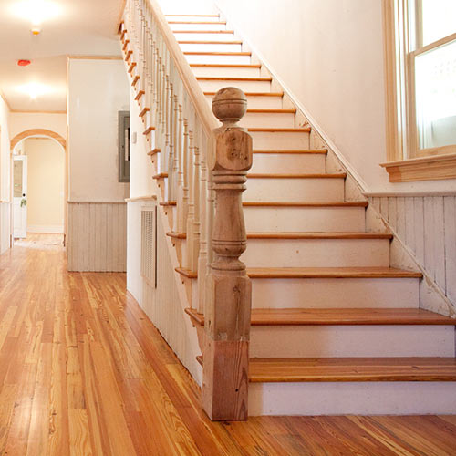 Around the House answer: NEWEL
