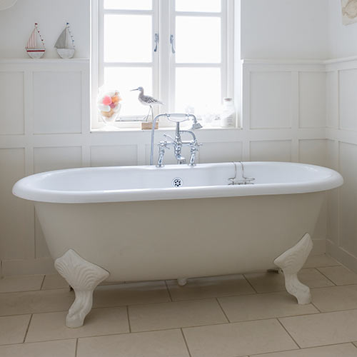 Around the House answer: ROLL TOP BATH