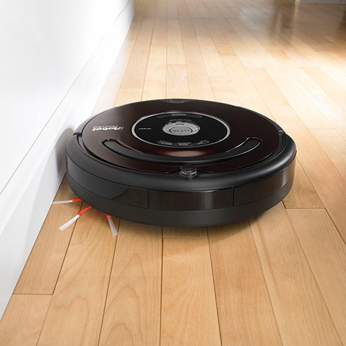Around the House answer: ROOMBA