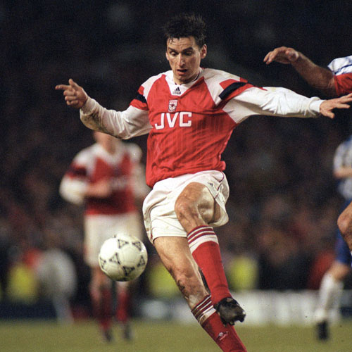 Arsenal FC answer: SMITH