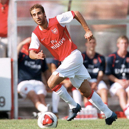 Arsenal FC answer: FLAMINI