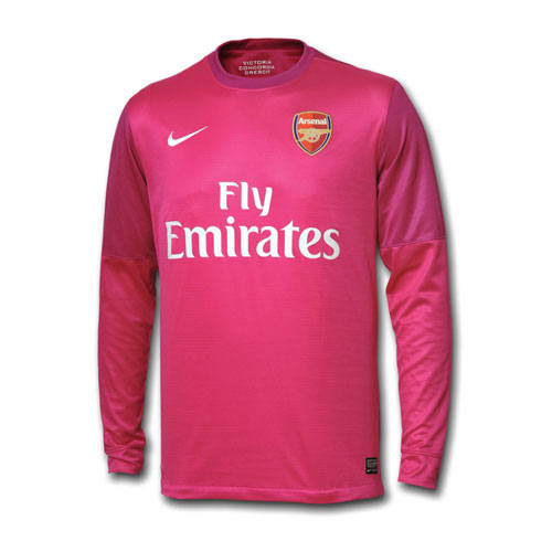 Arsenal FC answer: 2012 AWAY KIT