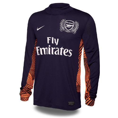 Arsenal FC answer: 2011 GK AWAY