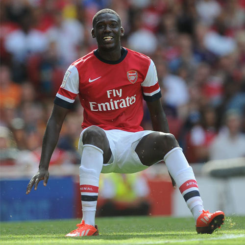 Arsenal FC answer: SANOGO