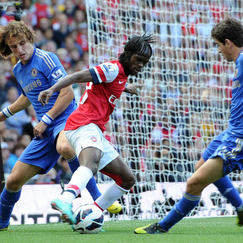 Arsenal FC answer: GERVINHO