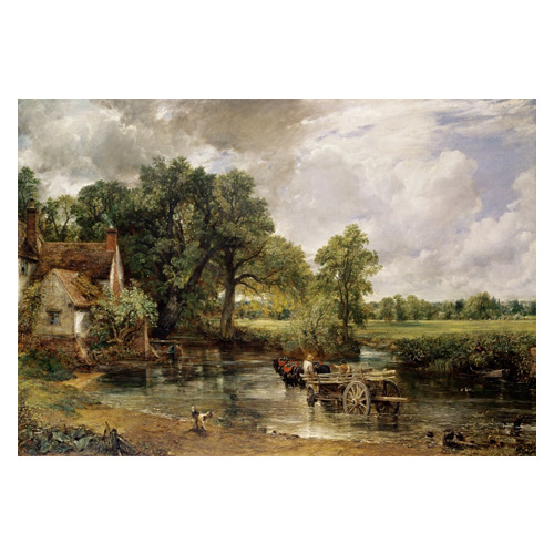 Art answer: CONSTABLE