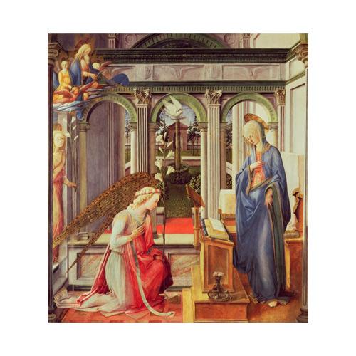Art answer: FILIPPO LIPPI