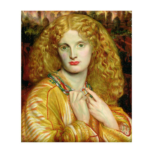 Art answer: ROSSETTI