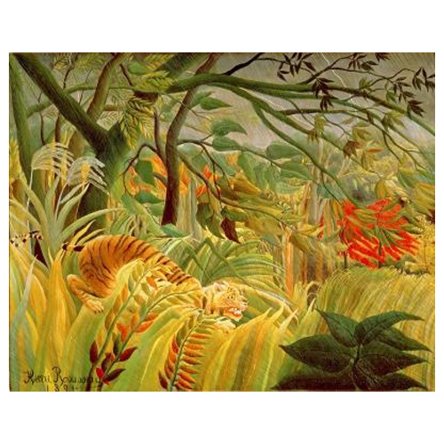 Art answer: ROUSSEAU