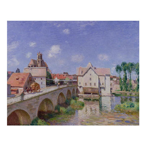 Art answer: SISLEY