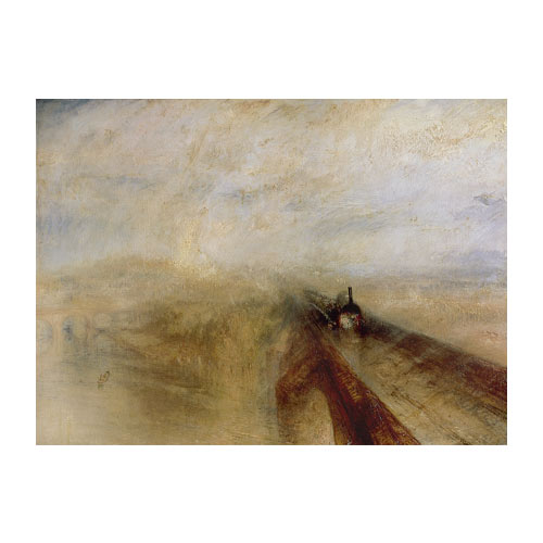 Art answer: TURNER