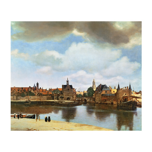 Art answer: VERMEER