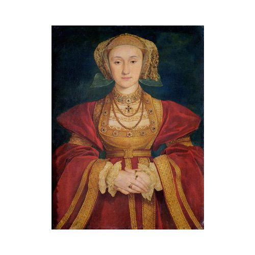 Art answer: ANNE OF CLEVES
