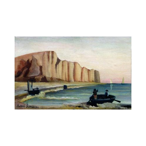 Art answer: CLIFFS