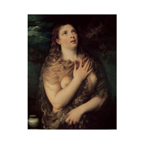Art answer: MARY MAGDALENE