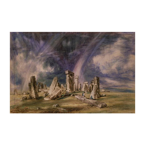 Art answer: STONEHENGE