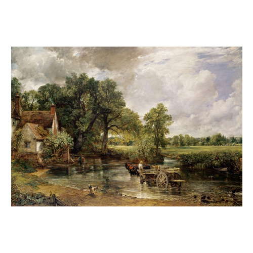 Art answer: THE HAY WAIN