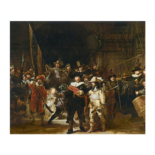 Art answer: THE NIGHTWATCH