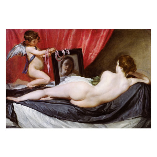 Art answer: THE ROKEBY VENUS