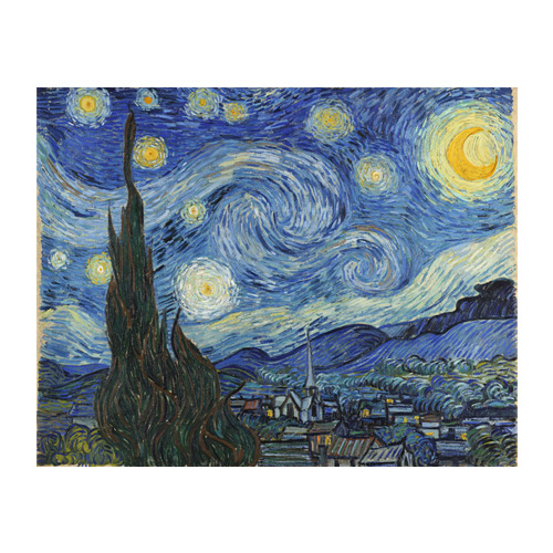 Art answer: THE STARRY NIGHT