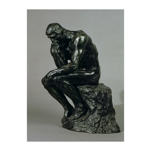 Art answer: THE THINKER