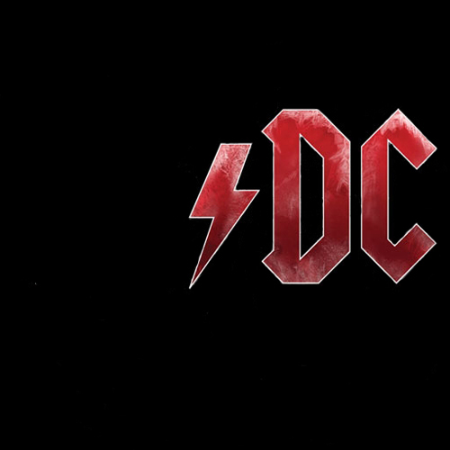 Band Logos answer: AC DC
