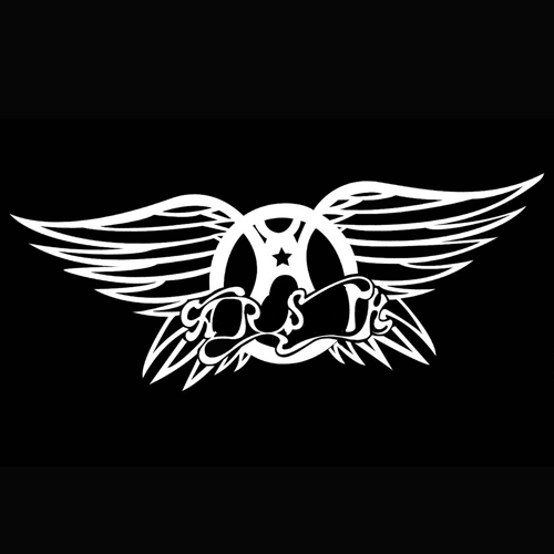 Band Logos answer: AEROSMITH