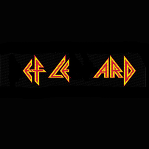 Band Logos answer: DEF LEPPARD