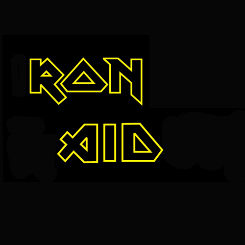Band Logos answer: IRON MAIDEN