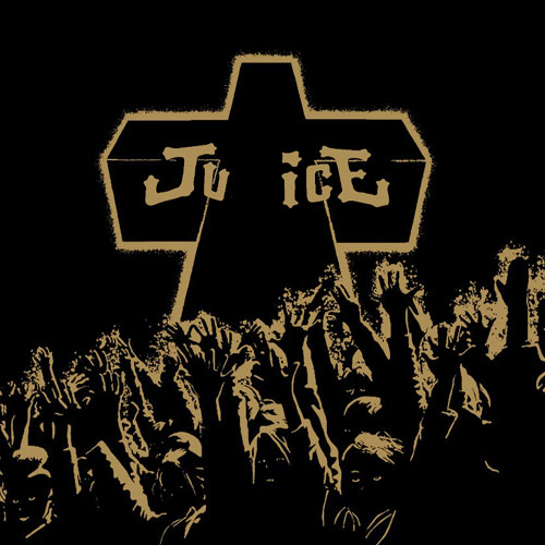 Band Logos answer: JUSTICE