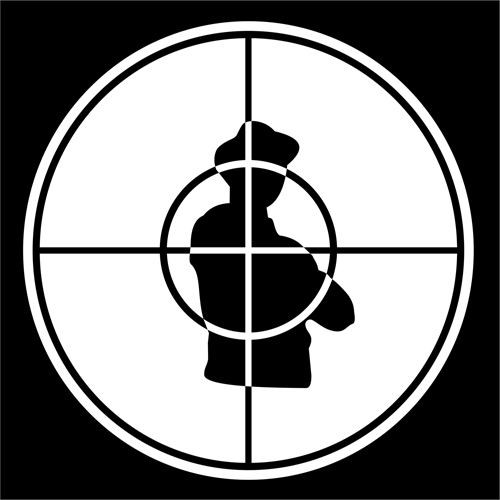 Band Logos answer: PUBLIC ENEMY
