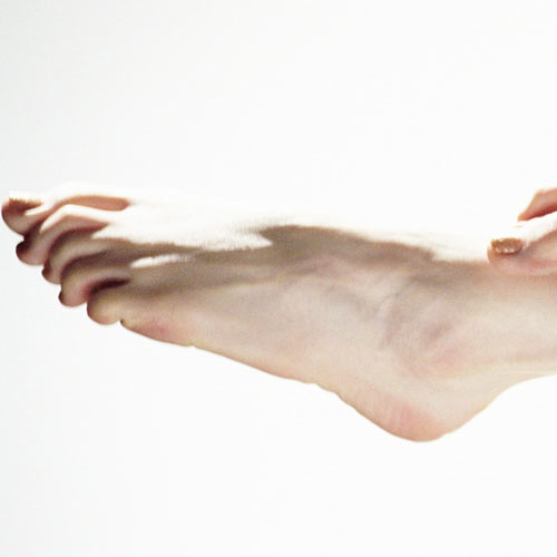 Body Parts answer: FOOT