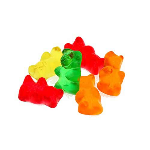 Candy answer: GUMMI BEARS