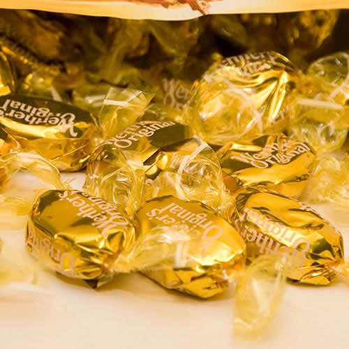 Candy answer: WERTHERS