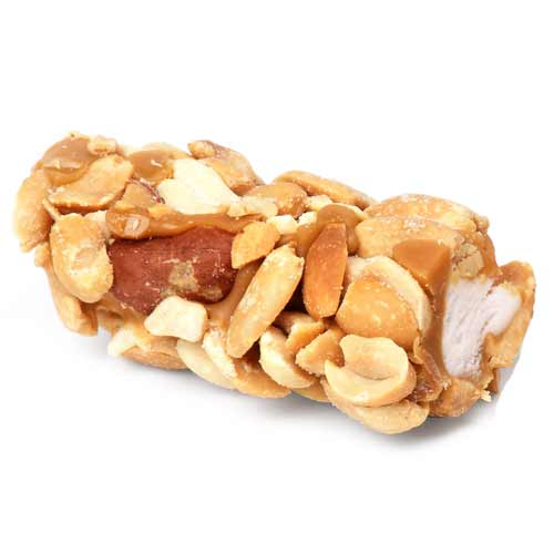 Candy answer: SALTED NUT ROLL