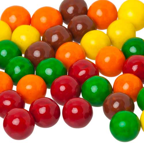 Candy answer: SIXLETS