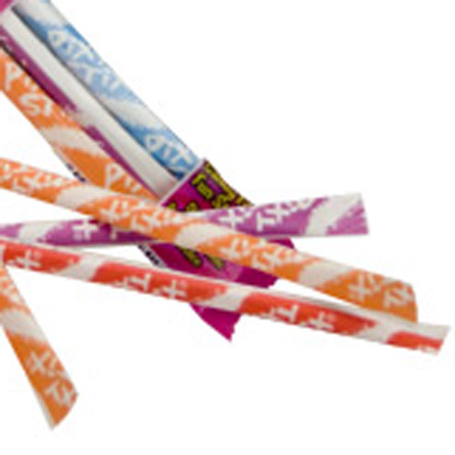 Candy answer: PIXY STIX