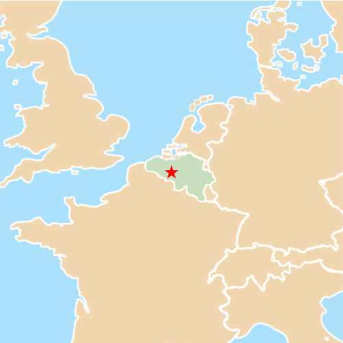 Capital Cities answer: BRUSSELS