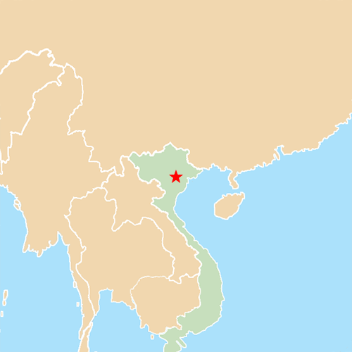 Capital Cities answer: HANOI