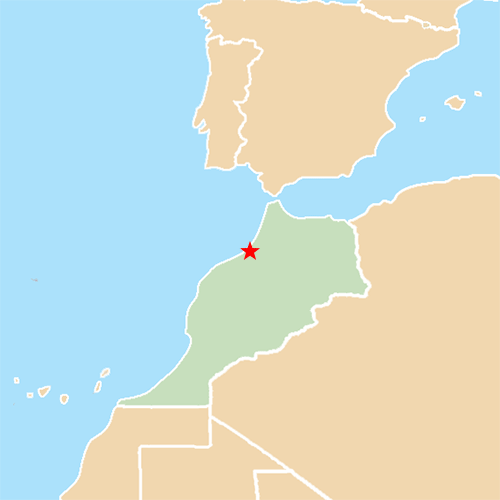 Capital Cities answer: RABAT