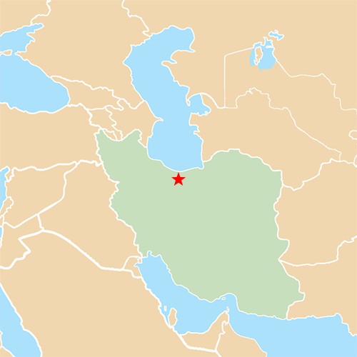 Capital Cities answer: TEHRAN