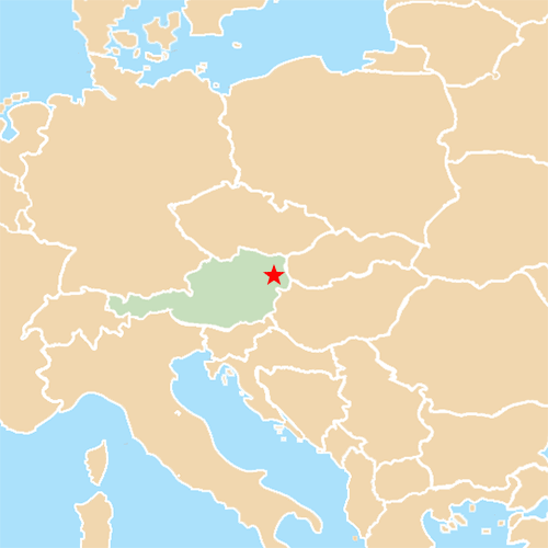 Capital Cities answer: VIENNA
