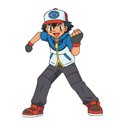 Cartoons answer: ASH KETCHUM