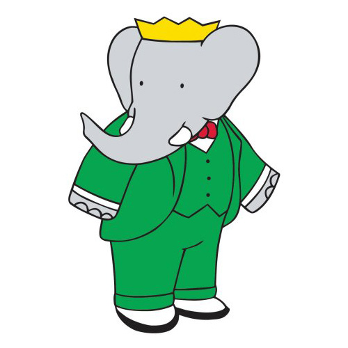 Cartoons answer: BABAR